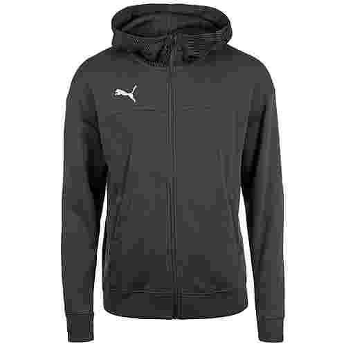 PUMA CUP Casuals Trainingsjacke Herren anthrazit