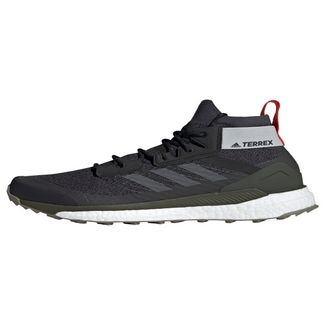 adidas TERREX Free Hiker Schuh Wanderschuhe Herren Core Black / Grey Six / Night Cargo