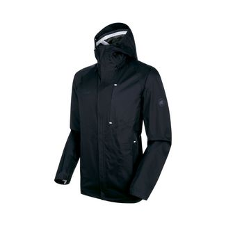 Mammut Convey Pro HS Hooded Jacket Men Hardshelljacke Herren black