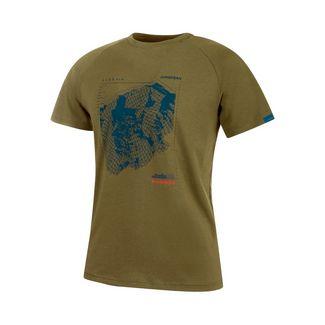 Mammut Mountain T-Shirt Men T-Shirt Herren olive PRT2