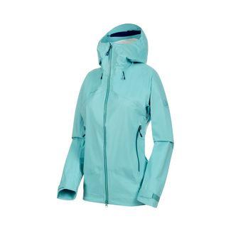 Mammut Kento HS Hooded Jacket Women Hardshelljacke Damen waters