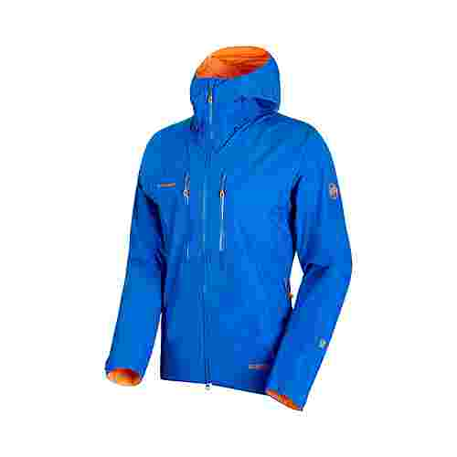 Mammut Nordwand Advanced HS Hooded Jacket Men Hardshelljacke Herren ice