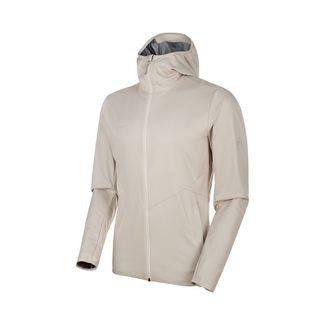 Mammut Ultimate V Tour SO Hooded Jacket Men Softshelljacke Herren linen
