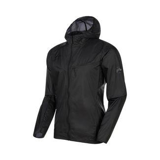 Mammut Convey WB Hooded Jacket Men Windbreaker Herren black