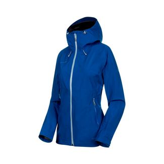Mammut Convey Tour HS Hooded Jacket Women Hardshelljacke Damen surf-zen