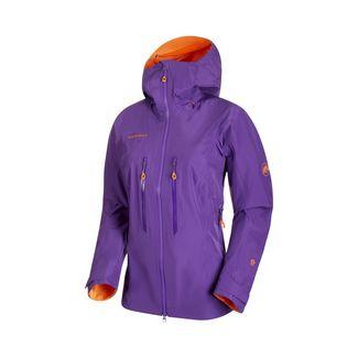 Mammut Nordwand Advanced HS Hooded Jacket Women Hardshelljacke Damen dawn