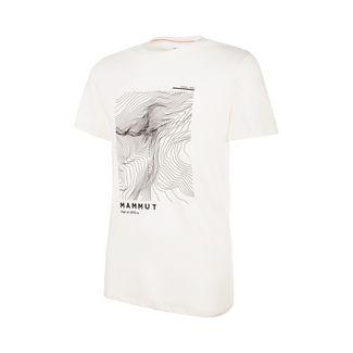 Mammut Massone T-Shirt Men T-Shirt Herren bright white PRT2