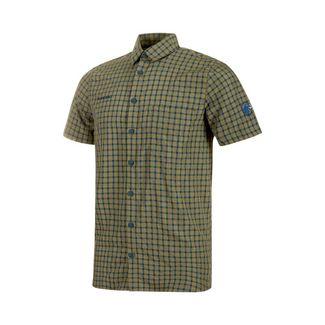 Mammut Lenni Shirt Men Funktionshemd Herren olive-poseidon