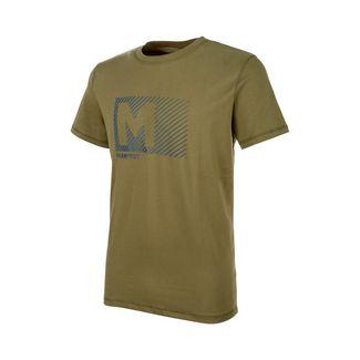 Mammut Massone T-Shirt Men T-Shirt Herren olive PRT1