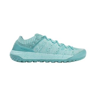 Mammut Hueco Knit Low Women Zustiegsschuhe Damen waters-light waters