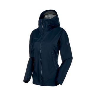 Mammut Masao Light HS Hooded Jacket Women Hardshelljacke Damen peacoat