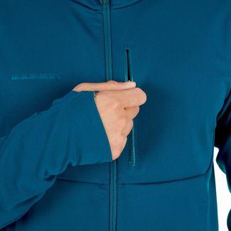 Mammut Ultimate V SO Jacket Men Softshelljacke Herren poseidon-olive melange