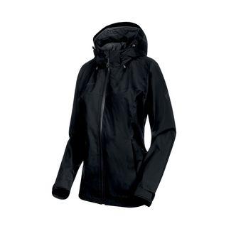 Mammut Ayako Tour HS Hooded Jacket Women Hardshelljacke Damen black