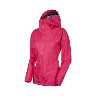 Mammut Masao Light HS Hooded Jacket Women Hardshelljacke Damen pink