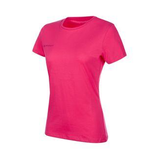 Mammut Seile T-Shirt Women T-Shirt Damen pink PRT2