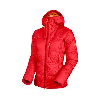Mammut Eigerjoch Pro IN Hooded Jacket Women Daunenjacke Damen sunset
