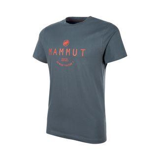Mammut Seile T-Shirt Men T-Shirt Herren storm PRT1