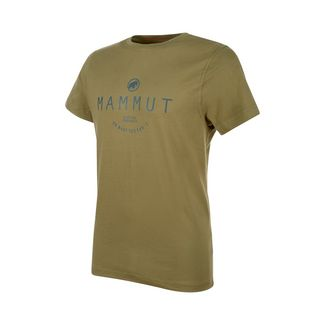 Mammut Seile T-Shirt Men T-Shirt Herren olive PRT1