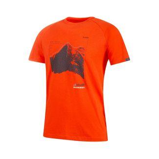 Mammut Mountain T-Shirt Men T-Shirt Herren zion PRT1