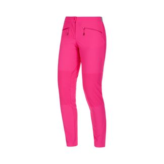Mammut Pordoi SO Pants Women Softshellhose Damen pink