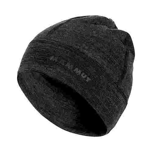 Mammut Merino Helmet Beanie Beanie black melange