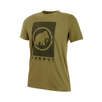 Mammut Trovat T-Shirt Men T-Shirt Herren olive PRT2