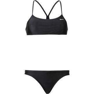 Nike Bikini Set Damen black