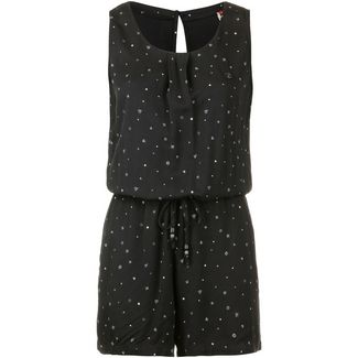 Ragwear Lea Jumpsuit Damen black
