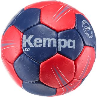 Kempa LEO Handball ocean blau-lighthouse rot