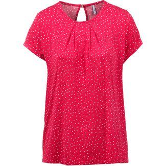 Only onlNICE T-Shirt Damen bittersweet
