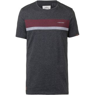 Ragwear Hake Organic T-Shirt Herren black