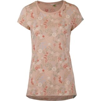 Ragwear Mint D Organic T-Shirt Damen dusty pink