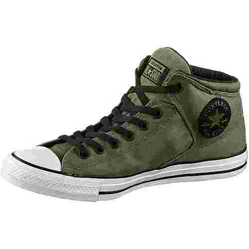 CONVERSE CTAS High Street HI Sneaker Herren field surplus-black-white
