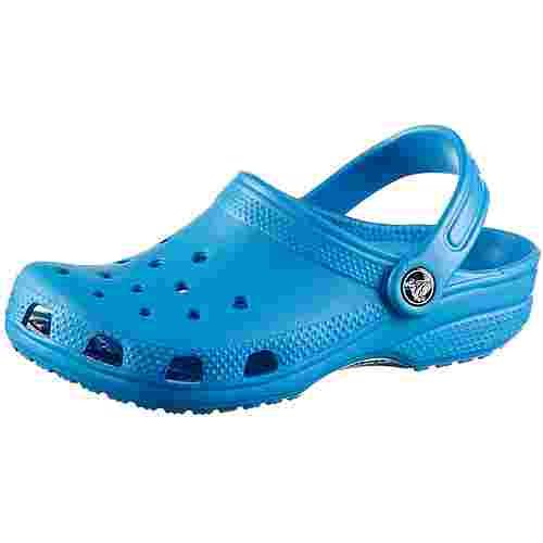 Crocs Classic Badelatschen Kinder ocean