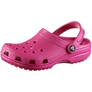 Crocs Classic Badelatschen Kinder candy pink