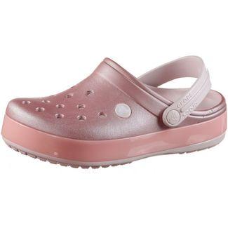 Crocs Crocband Badelatschen Kinder barely-pink