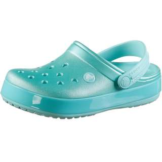 Crocs Crocband Badelatschen Kinder ice-blue
