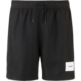 Calvin Klein CORE SOLIDS Badeshorts Herren black