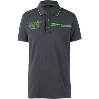 CMP Poloshirt Herren jungle