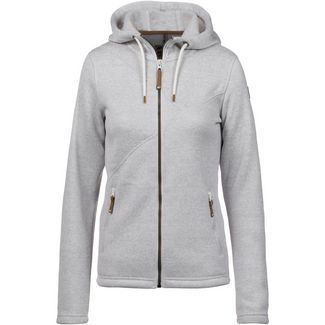 ICEPEAK LEVIA Strickjacke Damen natural white