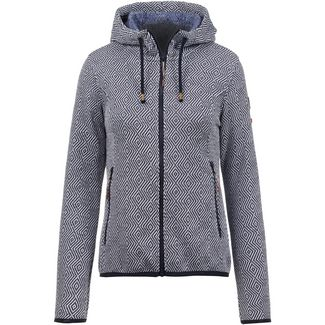 ICEPEAK LOTTE Strickjacke Damen dark blue