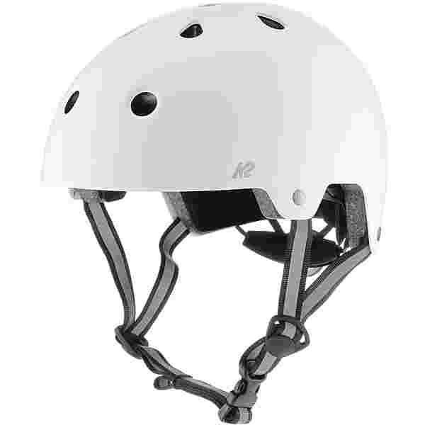 K2 VARSITY PRO Skate Helm white