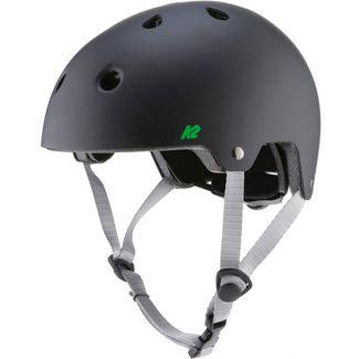 K2 VARSITY Skate Helm schwarz