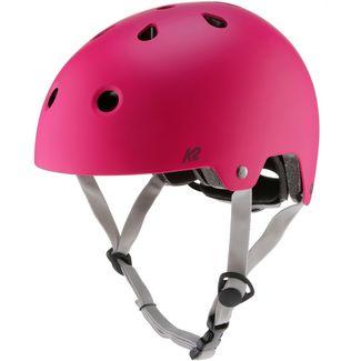 K2 VARSITY Skate Helm magenta