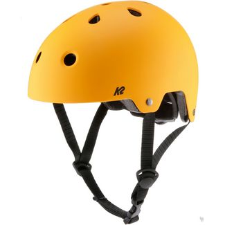 K2 VARSITY Skate Helm yellow-black