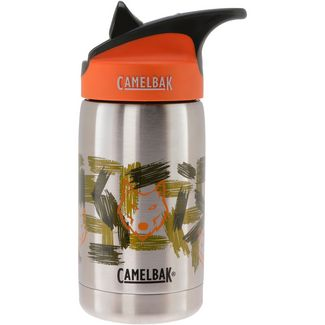 Camelbak Eddy Kids Insulated Isolierflasche Kinder wolf camo