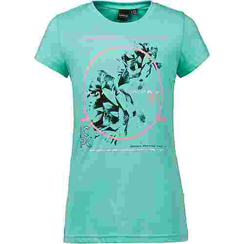 ICEPEAK TASHA JR T-Shirt Kinder emerald