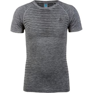 Odlo Performance Light Funktionsshirt Herren grey melange