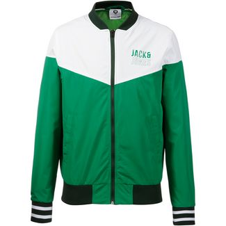 CORE by JACK & JONES JCOFRED Polyjacke Herren evergreen