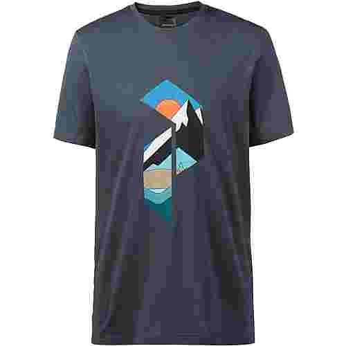 Peak Performance EXPLORE T-Shirt Herren blue steel
